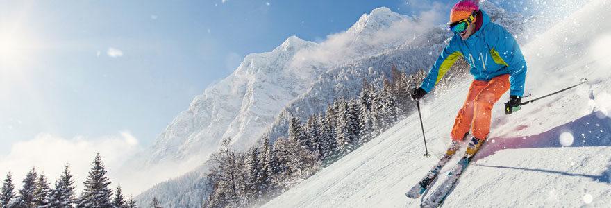 Les sports en montagne